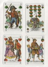 Collectable playing cards. Dresdner originale by Altenburger